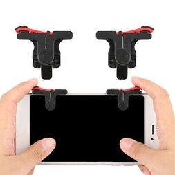 1 Pair Shooter Controller Smartphone Mobile Gaming Trigger B