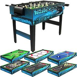 10 combination multi game table