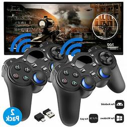 Wireless Gaming Controller Gamepad Joystick for Android Phon