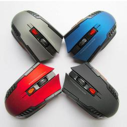 2.4Ghz Mini Wireless Optical Gaming Mouse Mice+USB Receiver