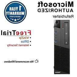 2018 Lenovo ThinkCentre M83 Small Form Business High Perform