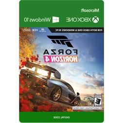 2018 Forza Horizon 4 - Xbox One X Enchanced 4K HDR  Quick Dl