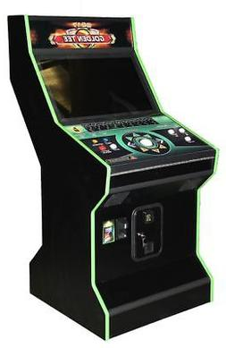 "Fun Company 2019 Home Golden Tee Unplugged Golf Game 32"" Mon"