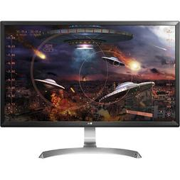 LG 27UD59-B 27-Inch 4K UHD IPS LED Gaming Monitor w/ 178°/1