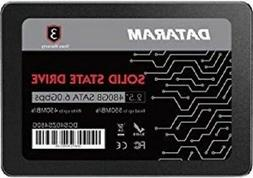 """DATARAM 480GB 2.5"""" SSD DRIVE FOR MSI X99A GAMING 9 ACK"""