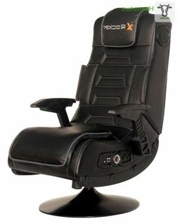 Admirable X Rocker X Pro Pedestal Gaming Chair Gamingreview Gmtry Best Dining Table And Chair Ideas Images Gmtryco