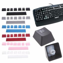 8 keys PBT Double Backlit Additions Keycaps Keycaps For <fon