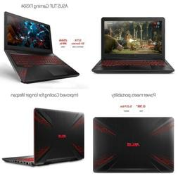 "ASUS TUF Thin & Light Gaming Laptop PC  15.6"" Full HD, 8th"