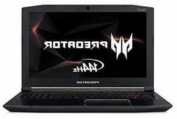 "Acer Predator Helios 300 Gaming Laptop, 15.6"" FHD IPS w/ 144"