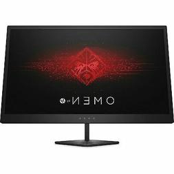 """HP - OMEN by HP 25 24.5"""" LED FHD Monitor - Black"""