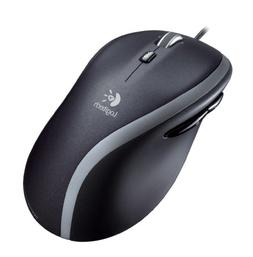 Logitech M500 Corded Mouse – Wired USB Mouse for Computers