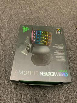 Razer Orbweaver Chroma: 30 Progammable Keys - Adjustable Han