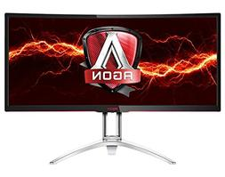 "AOC AGON 35"" LED LCD Monitor - 21:9 - 4 ms AG352UCG"
