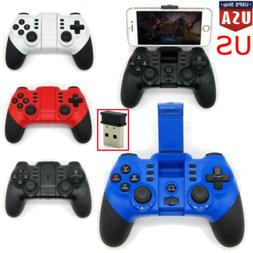 For Android iPhone Bluetooth Wireless Game Controller Gamepa
