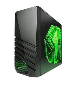 Apevia ATX Mid Tower Gaming Case with Tinted Side Window, 1
