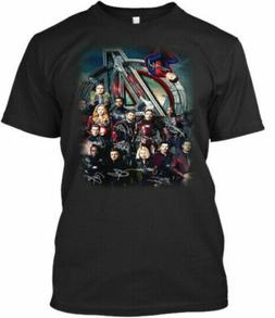 Avengers End Game 2019 Marvel Comic Fight T-Shirts M-3XL US