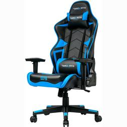 GTRACING Gaming Chair Backrest and Seat Height Adjustment wi
