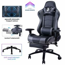 Big And Tall Gaming Chair 350lbs Office Ergonomic With Footr