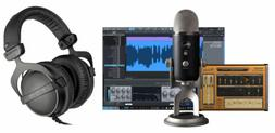 Blue Yeti Pro Studio Gaming Twitch Microphone+Beyerdynamic H