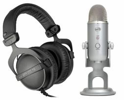 Blue Yeti Studio Gaming Twitch Stream Microphone+Beyerdynami
