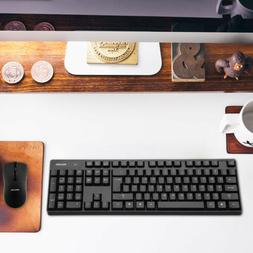Bluetooth Wireless Gaming Keyboard and Wireless Game Mouse S