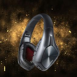 Bluetooth WIreless Headphones Stereo PC Gaming Headset for P