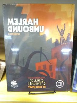 Call of Cthulhu: Harlem Unbound 2nd Edition Hardcover -- Cha