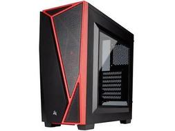 Corsair Carbide SPEC-04 Black/Red Mid-Tower Gaming Case
