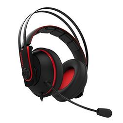 ASUS Cerberus V2 Gaming Headset with Dual-Microphone Design