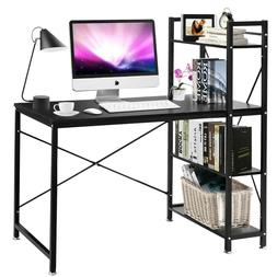Computer Desk Modern Style Writing Study Table Compact Gamin