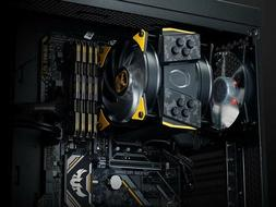 CPU AIR COOLER MASTER MA410M TUF GAMING Edition Intel AMD RG
