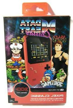 DATA EAST MY ARCADE Portable Retro Gaming System Hand Held C