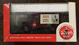 Lledo Days Gone 1948 London Coca Cola Olympic Games Delivery