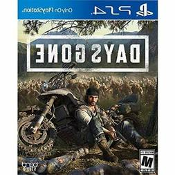 Days Gone Standard Edition PlayStation 4