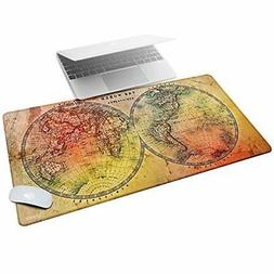 Desk Mouse Pad Extended XXL & Large Gaming Mat Protector Sti