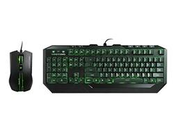 Cooler Master Devastator - LED Gaming Keyboard and Mouse Com