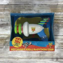 Disney Pixar Toy Story 2 Buzz Lightyear Laser Projector The