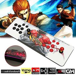 Double Stick Arcade Video Game Console 999 Classic Games 2 P