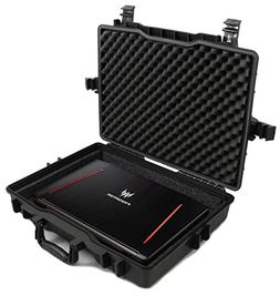 CASEMATIX Elite Custom Waterproof Laptop Case fits Acer Pred