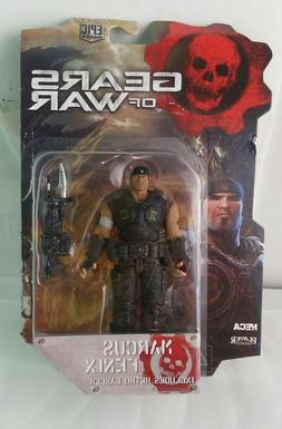 NECA EPIC GAMES GEARS OF WAR MARCUS FENIX SERIES 2 ACTION FI