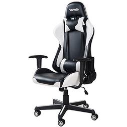 Merax PP036127KAA High Back Gaming Chair with Lumbar Support