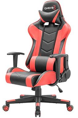 Devoko Ergonomic Gaming Chair Racing Style Adjustable Height