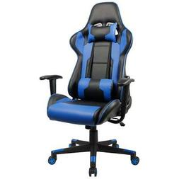 Homall Executive Swivel Faux Leather Gaming Chair, Racing St