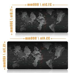 Extended Gaming Mouse Pad Computer Keyboard Anti-slip Mousep