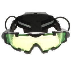 Eye Protective Safety Riding Goggles LED Light Glasses Outdo