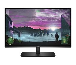 HP 27-inch FHD Curved Gaming Monitor with AMD Freesync Techn
