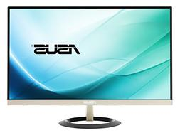 """ASUS Frameless Gold 21.5"""" 5ms  HDMI Widescreen LCD/LED Monit"""