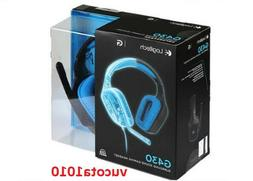 FreeShipping - Logitech G430 Headset: X and Dolby 7.1 Surrou