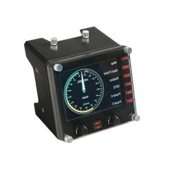 g saitek flight instrument panel