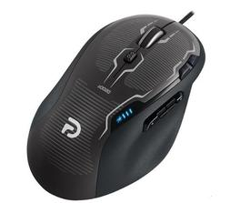 Logitech G500s Laser Gaming Mouse with Adjustable Weight Tun